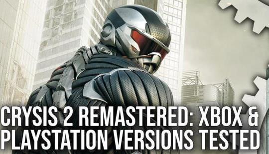 Crysis 2 Remastered PS5 / Xbox Series S / X + TODAS las versiones de última generación probadas