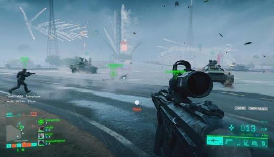 Battlefield 2042 Next-Gen vs.  Comparación de mapas de última generación