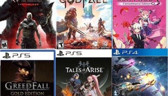 Amazon recorta hasta un 71% de descuento en juegos selectos de Aventura, RPG, Combate y Disparos