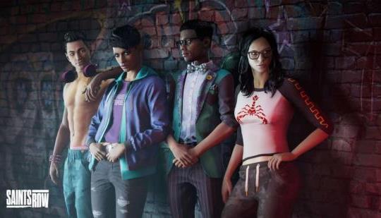 El nuevo tráiler de Saints Row presenta Criminal Ventures
