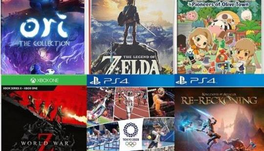 Amazon recorta hasta un 71% de descuento en varios juegos de aventuras, juegos de rol, deportes y simulación