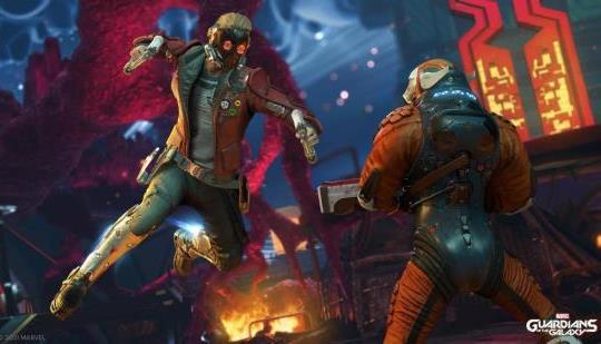 Revisión de Guardianes de la Galaxia de Marvel: es impresionante |  MP1st