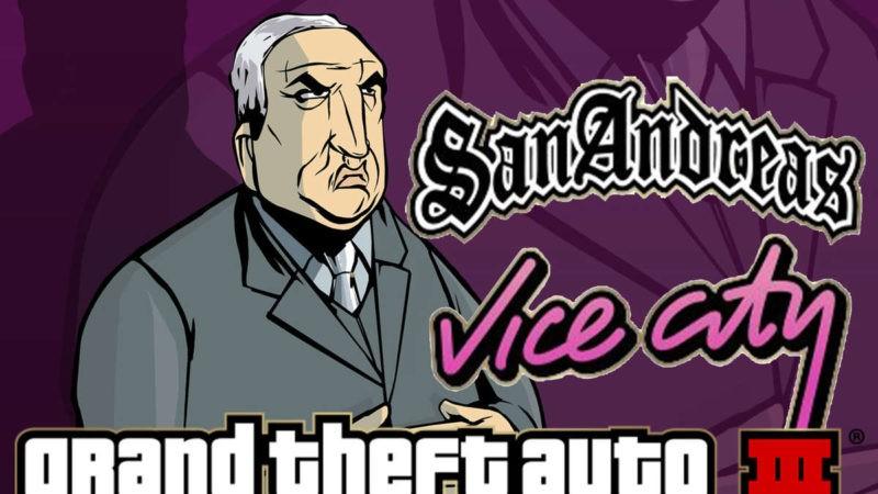 GTA Remastered: Trilogy poco antes del anuncio: han surgido logotipos y logros