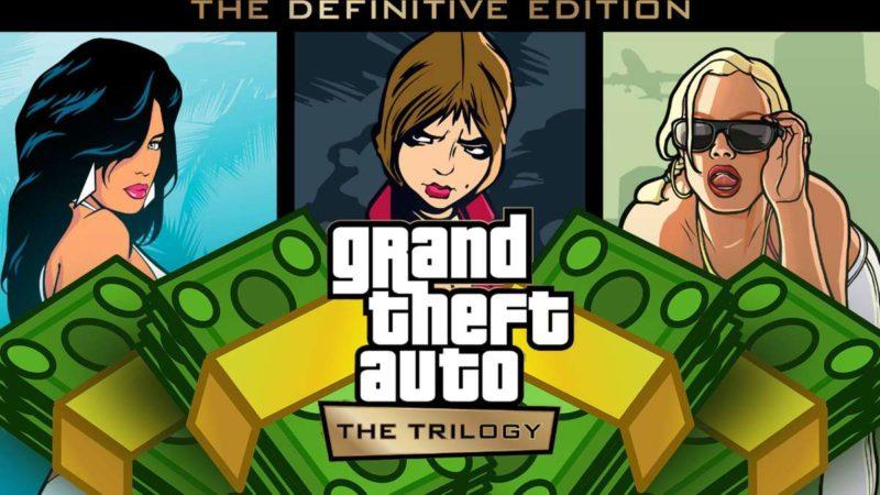 Comprar GTA Trilogy: Absolute Usury – Rockstar Games requiere un precio increíble