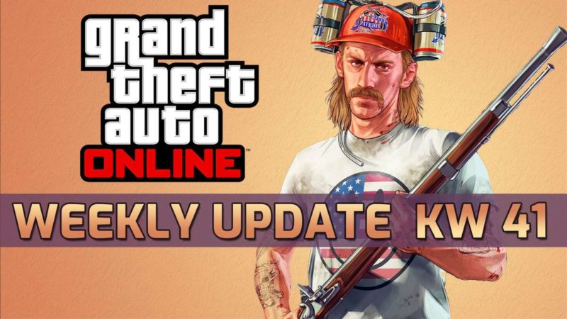 GTA Online: Actualización semanal en vivo: gana GTA $ 90,000 en 10 minutos