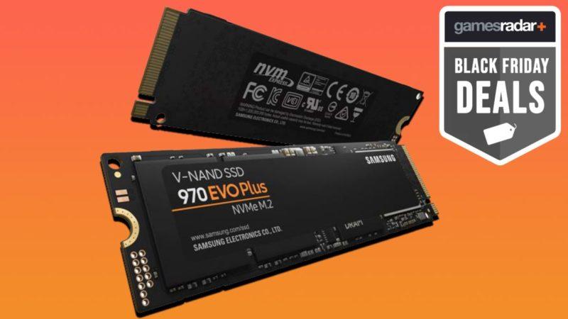 Ofertas de Black Friday SSD 2021: tiempos de carga ultrarrápidos por menos dinero