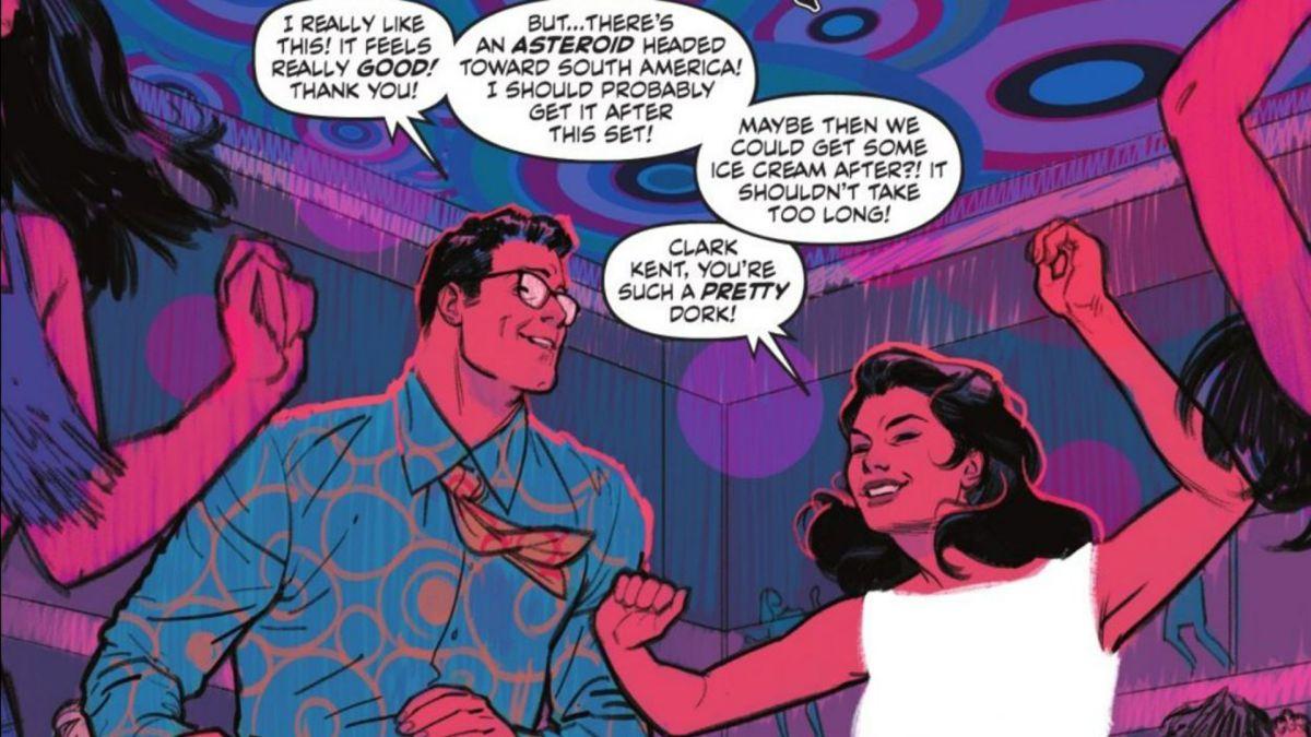 ¿Wonder Woman y Superman deberían ser pareja?  DC tiene la respuesta … otra vez