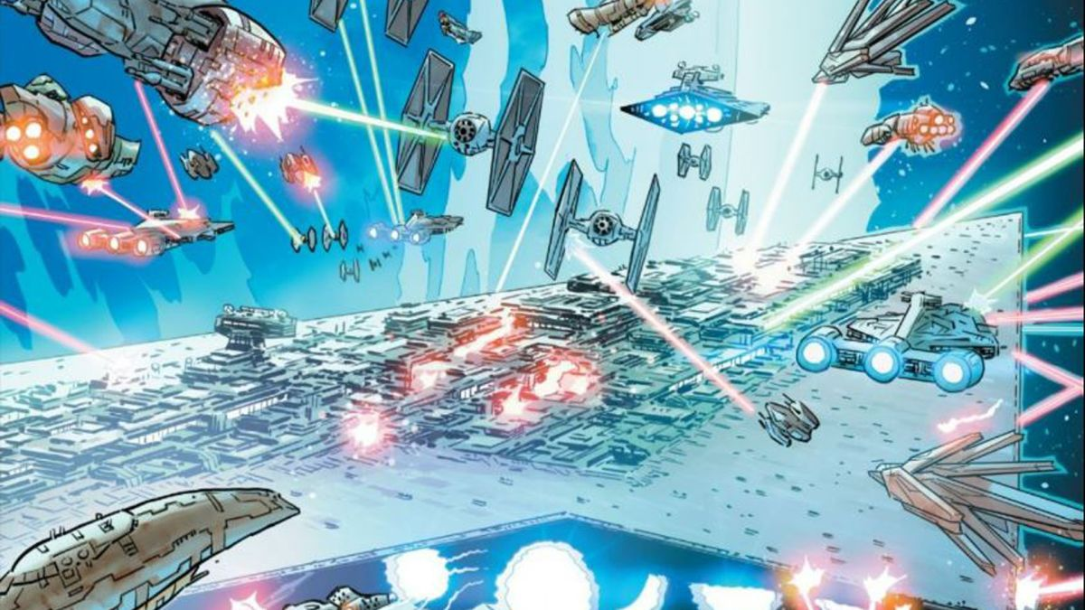 Un nuevo evento de Star Wars llamado The Hidden Empire llegará en 2022