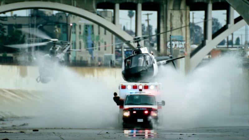 Ambulancia: el tráiler de la nueva película de Michael Bay está aquí, y es puro Bayhem