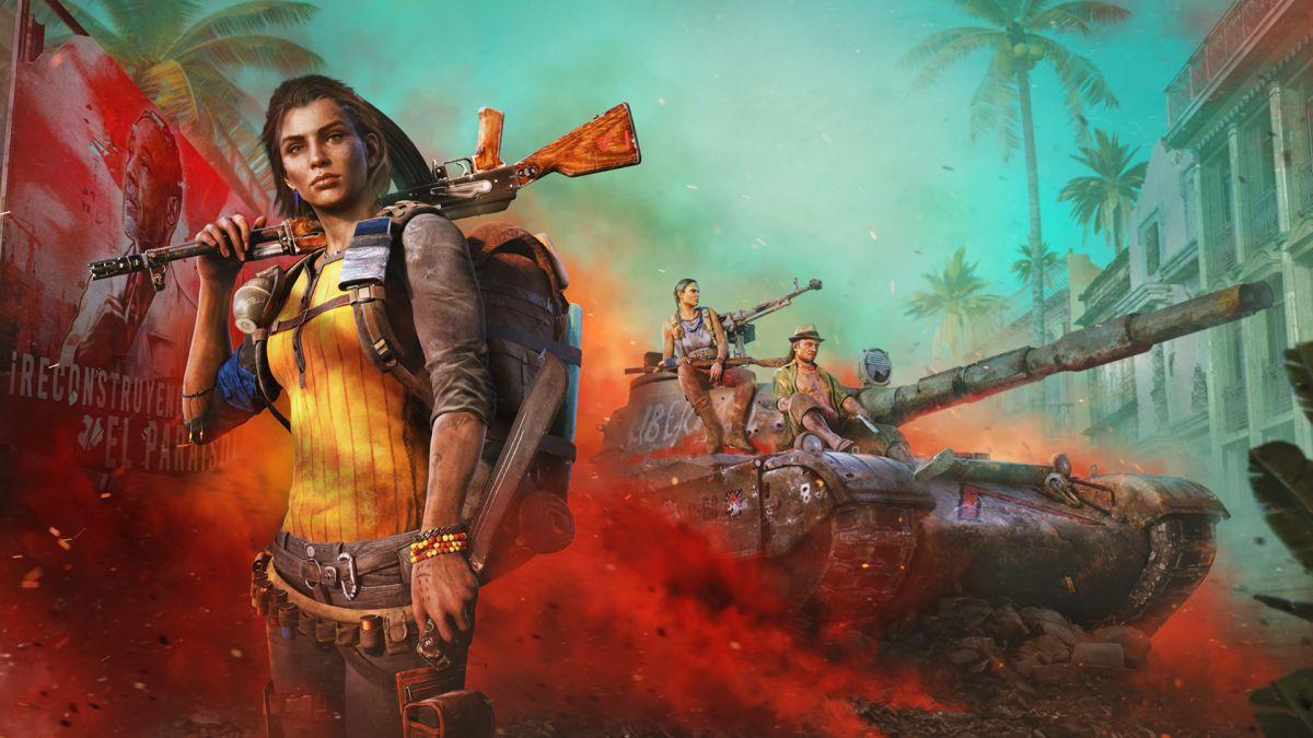 Puede aumentar la velocidad de fotogramas de Far Cry 6 desactivando Ubisoft Connect