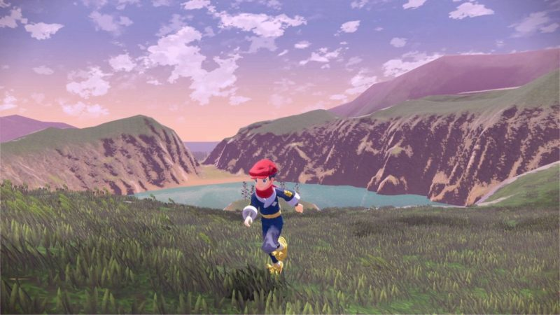 Pokémon Legends: Arceus no es un mundo completamente abierto, confirma The Pokémon Company