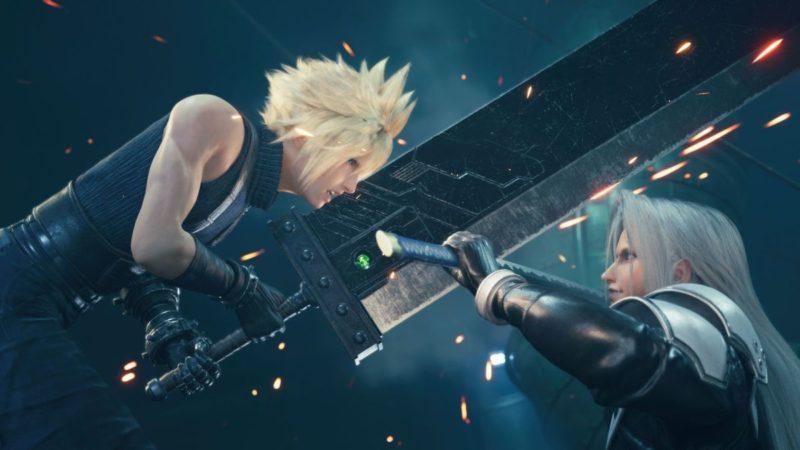 Final Fantasy 7 Remake Buster Sword Controller Mod realmente funciona