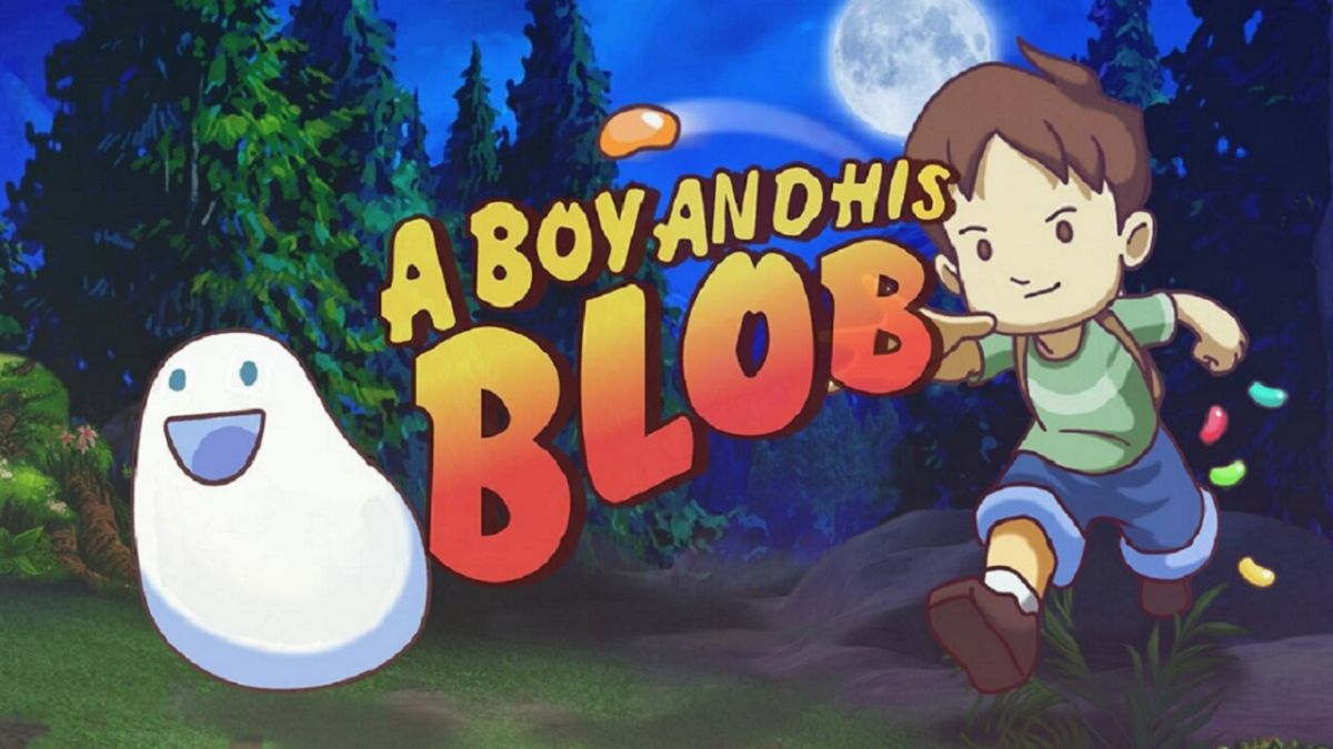 A Boy And His Blob llegará a Nintendo Switch a finales de este año