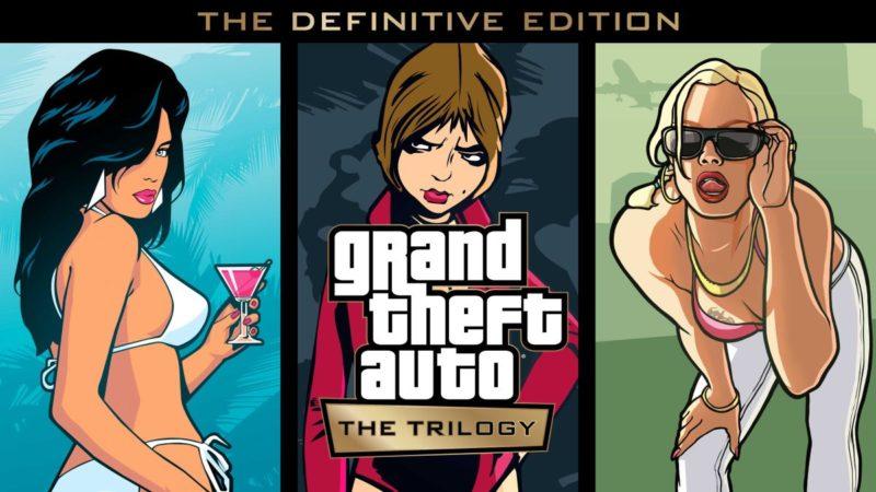 Se dice que la trilogía de GTA saldrá en diciembre … solo para consolas de última generación