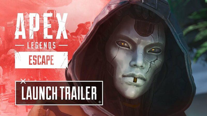 Apex Legends: Escape – Nuevo mapa en el tráiler